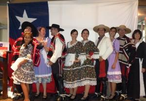 Grupo del Sur dance troupe