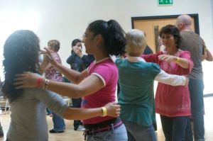 Love Latin dance workshop