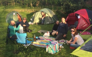 camping crop
